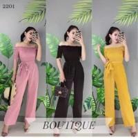 Jampsuit Sabrina Jump Suit Murah Pendek Baju Wanita Jumpsuit Import
