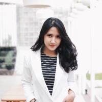 Baju Formal Blazer Korea Wanita Outerwear Atasan Murah Kerja Outer Cew