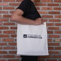 Tote Bag - Filmmaker Club   Studio Antelope Official Merchandise