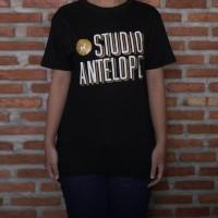 [Size S] T-Shirt / Kaos Studio Antelope - Classic Gold
