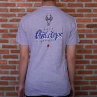 [Size S] T-Shirt / Kaos Studio Antelope - Vintage Grey