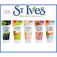 St Ives Apricot Scrub 170gram