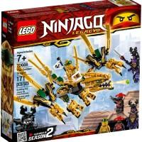 LEGO 70666 - Ninjago - The Golden Dragon