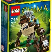LEGO 70125 - Chima - Gorilla Legend Beast