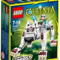 LEGO 70127 - Chima - Wolf Legend Beast