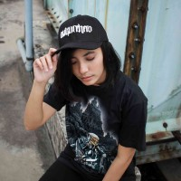 Culture Hero Classic Cap Ambigram