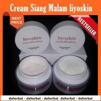 Cream Siang Dan Malam Liyoskin Original Terlaris