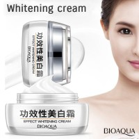 BIOAQUA EFFECT WHITENING skincare CREAM and Freckle