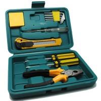 Perlengkapan Set Reparasi Obeng Cutter Kunci L Tang 12 in 1 - KS