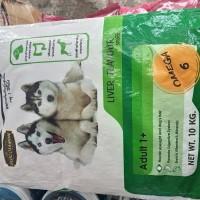 makanan anjing boom dog liver 1 kg ecer repackan