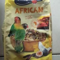 Makanan burung vitakraft agapornids 750 gr