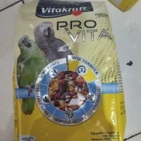 makanan burung vitakraft pro vita parrot 750 gr paruh bengkok