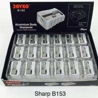 Sharperner - Rautan Pensil Joyko Grey B-153 - B153 ( Perpc )