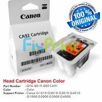 Head Cartridge Tinta Canon CA91 CA92 Printer G1000 G1010 G2010 G4010