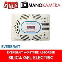 Everbrait Moisture Absorber Silica Gel Elektrik HC-63C Mencegah Jamur