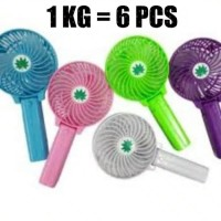 Harga promo kipas angin tangan mini usb fan portable fan handy mini | antitipu.com