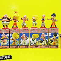 Action Figure Dragon Ball isi 6 Original BANPRESTO