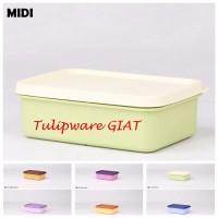 Midi Square and Fun Tulipware