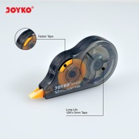 Correction Tape / Pita Koreksi Joyko CT-522