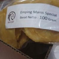Emping Manis Super 100 gram