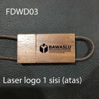 Flashdisk Kayu Bawaslu