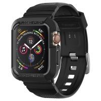 SPIGEN Rugged Armor Pro Watch Band with Case Apple Watch 44mm V4 Ori