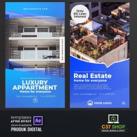 REAL ESTATE Instagram Stories | Videohive After Effect Template