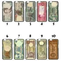 Case fashion uang jaman dulu untuk hp oppo vivo samsung xiaomi