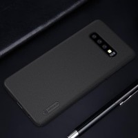 Bessst Samsung Galaxy S10 Plus Nillkin Hardcase Frosted Shield Case