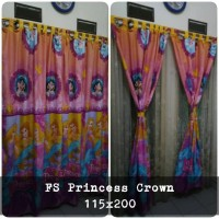 korden homemade karakter anak / horden homemade motif Princess Crown