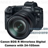 Harga canon eos r mirrorless digital camera with 24 | Pembandingharga.com
