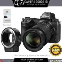 Harga baru nikon z6 mirrorless digital camera with 24 70mm lens and   Pembandingharga.com