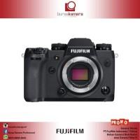 Harga original fujifilm x h1 mirrorless digital camera body only | Pembandingharga.com