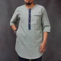Harga baju muslim casual pria promo new arrival kurta pakistan model   Pembandingharga.com