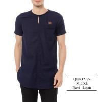 Harga baju muslim casual pria model baru kurta pakistan kerah   Pembandingharga.com