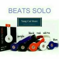 Headphone Solo Beats Dr.Dre / Handsfree Bando Monster HD