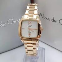 Jam Tangan Wanita Alexandre Christie Original Murah Terbaru
