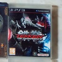 BD PS3 Tekken Tag Tournament 2