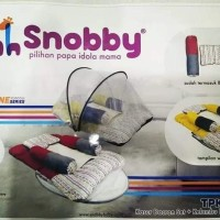Snobby kasur dacron set kelambu Line series TPK1692