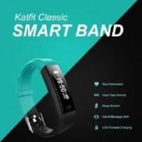 Smartband Createkat Classic Gelang Pintar pelacak kebugaran