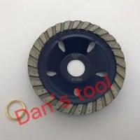 Diamond Cup Wheel Turbo / Diamond Grinding Cup Wheel Turbo 4 Inch
