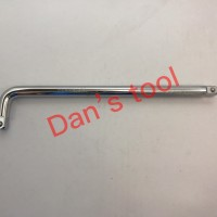 Gagang Sock L / L Offset Handle / L Handle Socket 1/2 inch x 350 mm