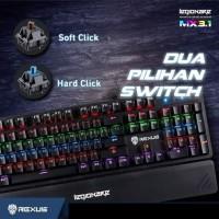 Rexus MX3.1 Mechanical Legionare Keyboard Gaming