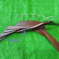 Hanger Kayu Pinus/Hanger Kayu Butik