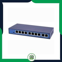 ESCAM POE 8 2 Port 10/100M Fast Ethernet Switch - PSE-1008F