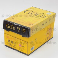 Paperline Gold Paper Photocopy 70 gsm F4 #PGG PC 70 F4