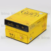 Paperline Gold Paper Photocopy 70 gsm A3 #PGG PC 70 A3
