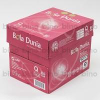 Bola Dunia Paper Photocopy 80gsm Quarto #BDA PC 80 Q