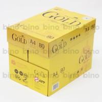 Paperline Gold Paper Photocopy 80 gsm A4 #PGG PC 80 A4