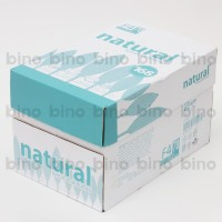 Natural Paper Photocopy 70gsm F4 #NAT PC 70 F4